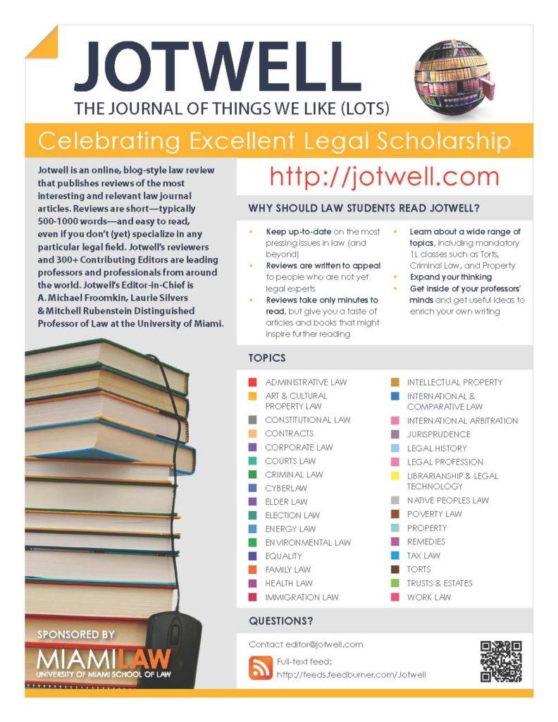 Jotwell_Flyer-Students_2016